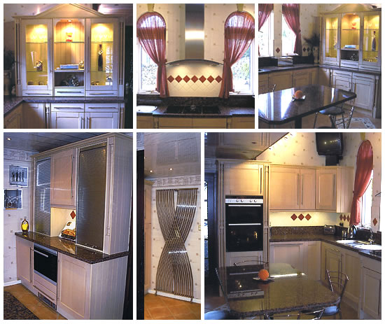 Examples Of Our Luxury Home Improvements Bespoke Kitchen